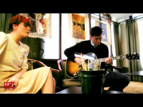 Florence And The Machine - My Boy Builds Coffins | SK* Session
