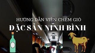 Hướng dẫn viên chém gió về Ninh Bình