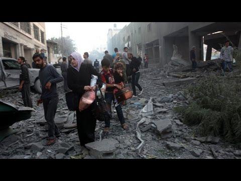 Gaza Death Toll Nears 1500 As Cease Fire Breaks Down; Dozens Trapped Near Rafah Crossing