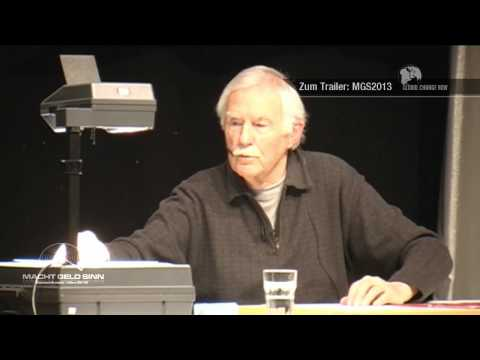 Helmut Creutz - Schuldenkrise = Schuldenbremse