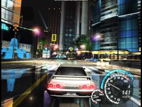 NFSU2 - Mod City