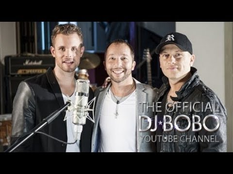 DJ BoBo - Feat. Manu-L - Somebody Dance With Me - Remady 2013 Mix - THE MAKING OF THE VIDEOCLIP