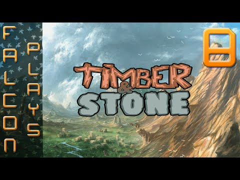 Timber and Stone 1.6+ | Weapons N Armor | Let's Play Timber and Stone Part 8 (60 FPS)