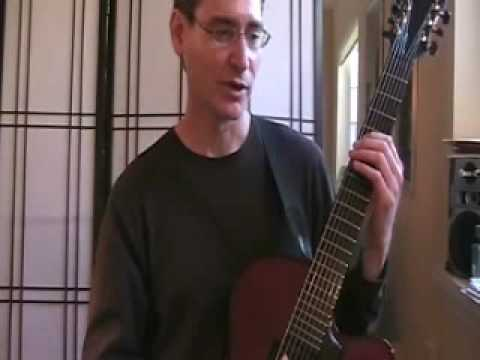 Steve Herberman - Rootless Voicings and Chord Substitutions