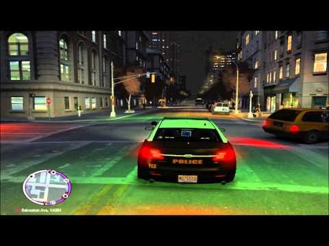 GTA IV Paterson Police