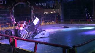 Robot Wars Gloucester 2014 - Retro Battle 2