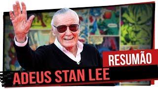 Resumão: Adeus Stan Lee e várias notícias sobre games - Game Over