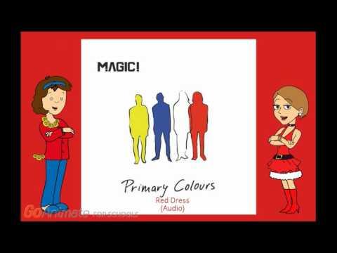 MAGIC! - Red Dress (Audio)
