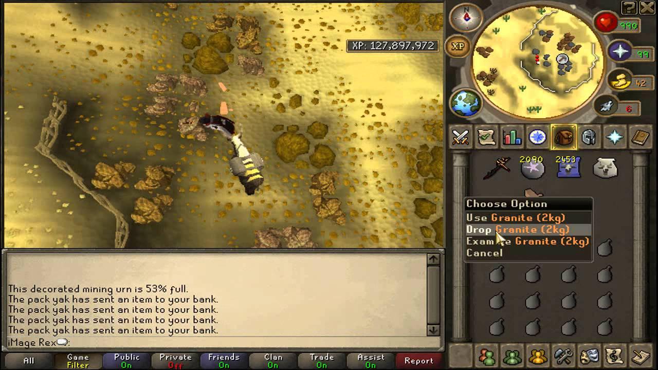 Div 1-99 mining guide