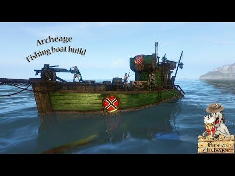 когда в archeage будет рыбная ловля