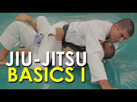 Intro to Brazilian Jiu-Jitsu: Part 2 -- The Basics I