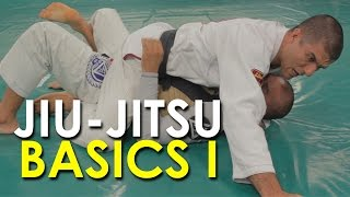 Intro to Brazilian Jiu Jitsu: Part 2 -- The Basics I