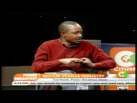 Power Breakfast Interview:Motor Vehicle Industry