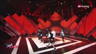 Simply K-Pop-N-SONIC - Black Out   엔소닉 - Black Out