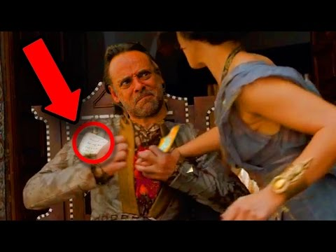 Game of Thrones 6x01 - IN-DEPTH ANALYSIS - Dorne & Red Woman EXPLAINED