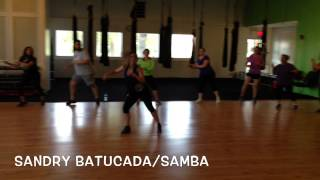 Take On Me - Zumba Version Ft Sandry Vergel (Batucada - Samba)