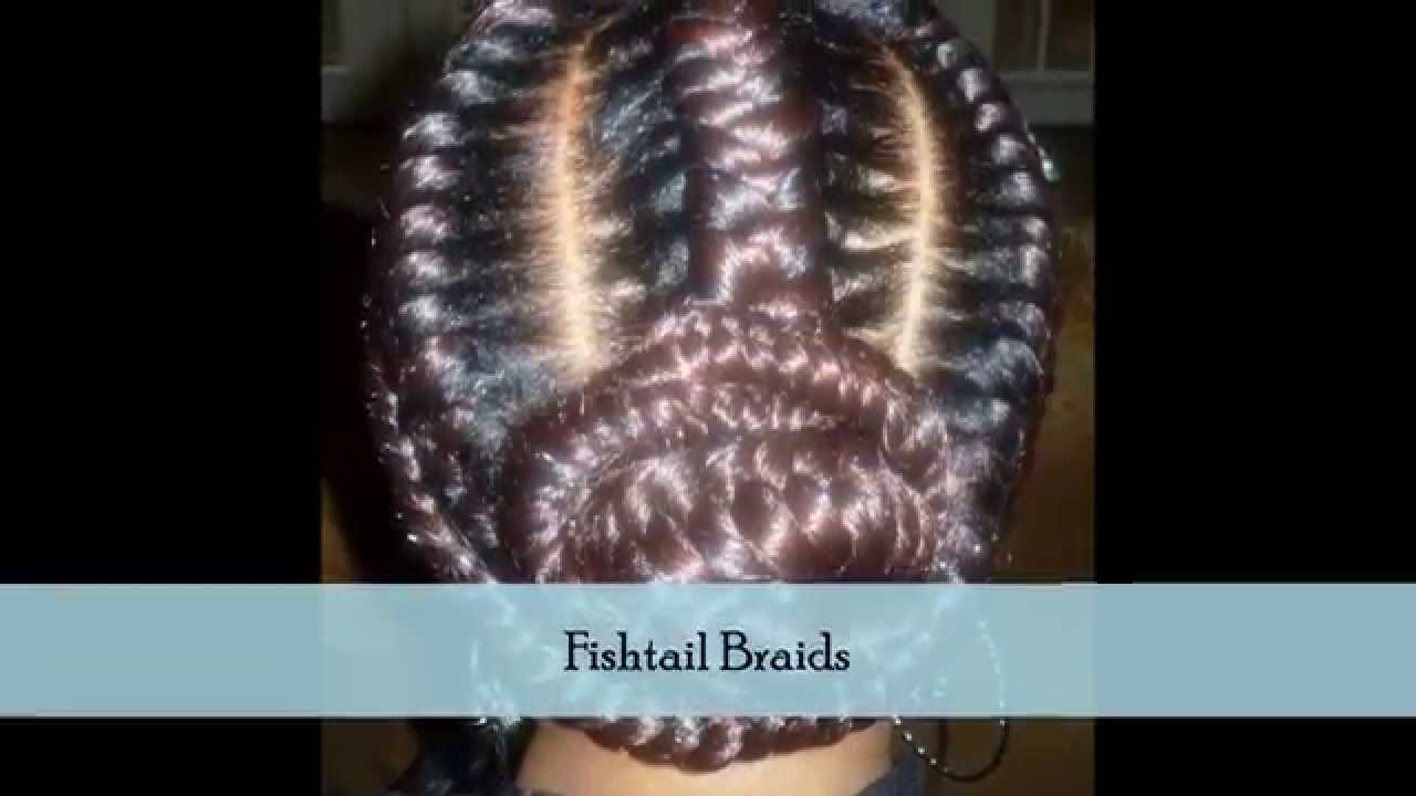 Protectives Braids Styles Goddess Updos Senegalese