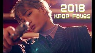 TOP 18 KPOP SONGS OF 2018