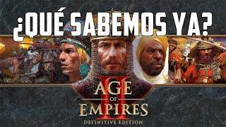 Que novedades nos trae Age of Empires II: Definitive Edition