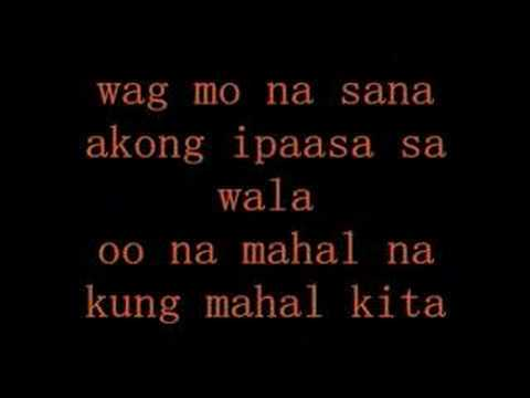 Wag Mo Na Sana - Parokya ni edgar Music Videos