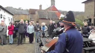 Brighton Camp - Eynsham - Aldbury Morris men