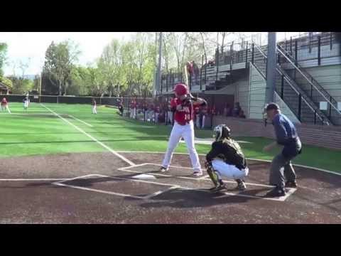 Jack Ross-OF/ 3B #10 -Palma High School vs Alameda- HR- 04- 02- 13