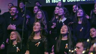 Ekklesia Arad - Refrenul celui mantuit (Old Church Choir)
