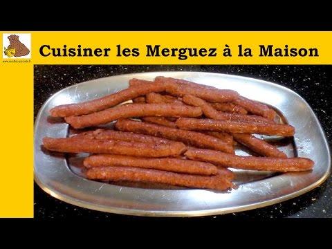 Comment cuisiner les merguez la maison recette rapide et facile hd youtube - Recette facile a cuisiner ...