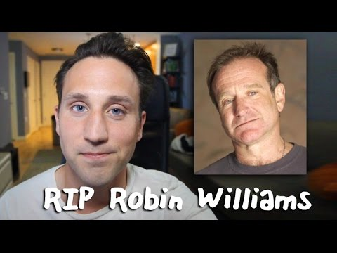 How could Robin Williams commit suicide?