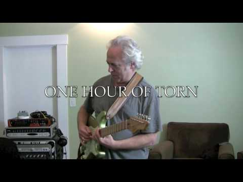 David Torn Plays Guitar At His Home Studio - Promo
