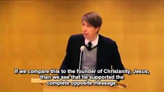 Speech on Islam in the Swedish Parliament - Richard Jomshof (SD) (ENGSUBS)