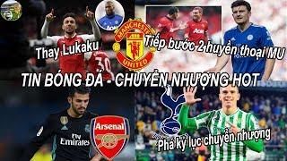 Tin bóng đá Chuyển nhượng 19/07 MU nhắm Aubameyang, Arsenal sắp có Ceballos, Tottenham mua Lo Celso