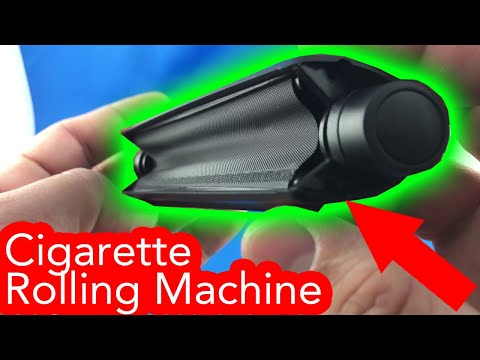Rolling Machine Roller 110mm Unboxing Review from AliExpress.com