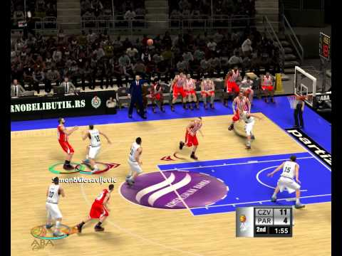 NBA2k13 ABA League PC Gameplay
