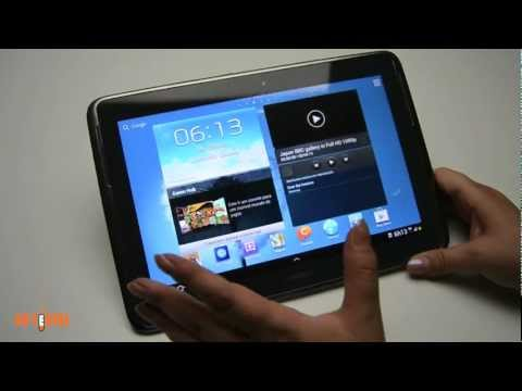 Tablet Samsung Galaxy Note 10.1 GT-N8000 - Resenha Brasil