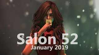 Salon 52 January 2019 in Second Life