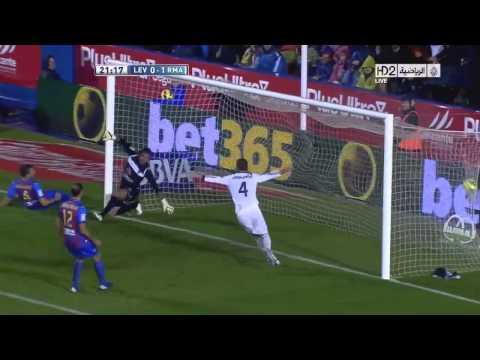 Cristiano Ronaldo vs Levante (A) 12-13 HD 720p By Nikos248 [English Commentary]