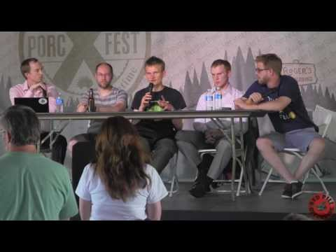 Bitcoin: Subvert Your Government - E Voorhees, V Buterin, I Miller, G Sukenik, J Harvey - PorcFest X