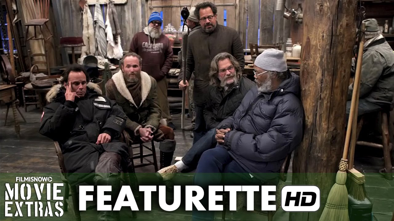 The Hateful Eight (2015) Featurette - Production