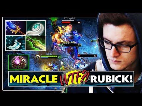 GH + YAPZ0R + KUROKY + FY = MIRACLE- DOTA 2 – WTF BEST RUBICK!