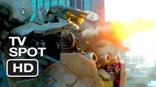Pacific Rim TV SPOT - Heroes (2013) - Guillermo del Toro Movie HD