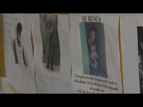 Parents find immigrant kids in Honduras morgue