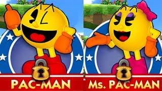 Sonic Dash Pac-Man vs Ms. PacMan