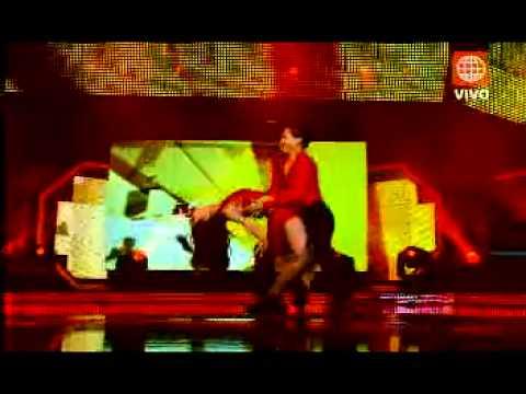 Maricielo Effio: Salsa [Final] - La Rebelión ♫ (El Gran Show II, 2011)