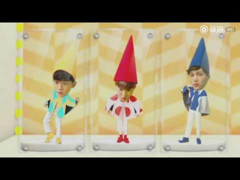 [LIVE DVD] EXO - Lucky VCR  EXOrDIUM In Japan DVD