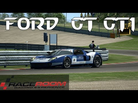 Ford Gt-gt1 Dominando A Pista
