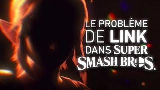 Le problème de Link dans Super Smash Bros. Switch