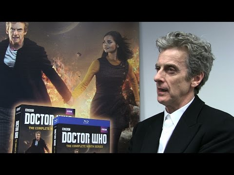 Doctor Who Interview: hmv.com talks to Peter Capaldi