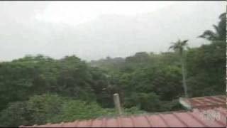 Haitian Man Videos Earthquake From Balconympeg