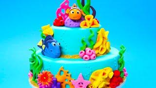 FINDING NEMO CAKE - NERDY NUMMIES